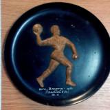 PLACHETA -CUPA 5 MARTIE 1961 - HANDBAL, LOCUL 3