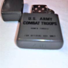 BRICHETA U.S.ARMY RARITATE!!!!!DE COLECTIE - Bricheta Cu benzina