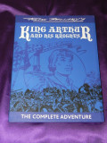 King Arthur and his knights The complete adventure- Frank Bellamy (f0864