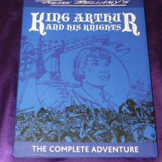 King Arthur and his knights The complete adventure- Frank Bellamy (f0864 - Reviste benzi desenate