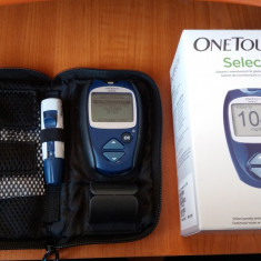 GLUCOMETRU ONE TOUCH SELECT, FUNCTIONEAZA .