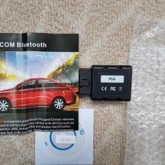 Nou 2017 ! Tester Auto PSA - COM PSACOM, nivel reprezentanta, inlocuitor Lexia 3