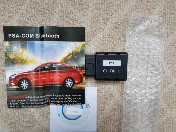 Nou 2017 ! Tester Auto PSA COM, PSA-COM, nivel reprezentanta, inlocuitor Lexia 3