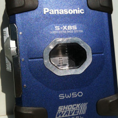 Panasonic Walkman casetofon metal functional