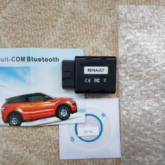 Nou 2017 ! Tester Auto Renault - COM, nivel reprezentanta, inlocuitor Can Clip