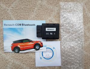 Nou 2017 ! Tester Auto Renault COM , nivel reprezentanta, inlocuitor  Can Clip
