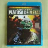 Blu-ray Film PLATOSA DE METAL Tradus - NOU