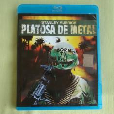 "Blu-ray Film ""PLATOSA DE METAL"" Tradus - NOU"