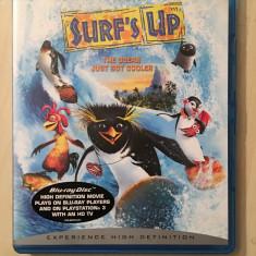 "Blu-ray Film Desene Animate ""SURF'UP"" Tradus - NOU, BLU RAY, Romana"