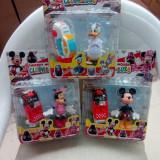 Set 3 Figurine Mickey Mouse&Donald&Minnie Mouse - Figurina Desene animate Altele, Unisex