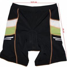 Pantaloni scurti egari ciclism Crane, barbati, marimea 48(S) - Echipament Ciclism