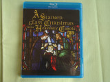 Blu-ray A Stained Glass Christmas With Heavenly Carols -  World's Greatest Music, BLU RAY, Engleza