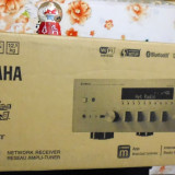 YAMAHA RN602 Wireless Bluetooth USB Network amplituner  NOU cutie 2 ani garantie
