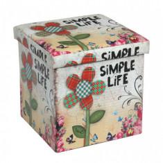 Taburet Design 38 x 38 Simple Life