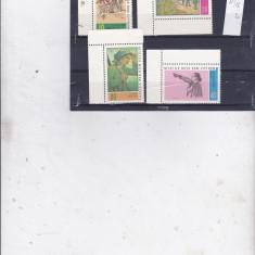 Vietnam 15-18 - Timbre straine, Nestampilat