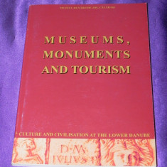 Museums monuments and tourism Muzeul Dunarii de Jos 3 (f0860 - Istorie