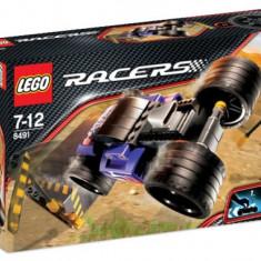 LEGO - Racers Ram Rod #8491 ( Se poate combina cu #8490 )