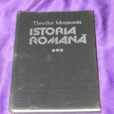 Istoria romana - Theodor mommsen vol 3 (f0832 - Istorie
