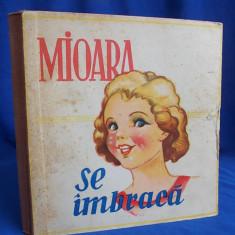 CARTE COPII ~ MIOARA SE IMBRACA - INTREPRINDEREA POLIGRAFICA TIMISOARA - Carte educativa