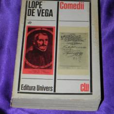 Lope de Vega - Comedii (f0709 - Roman