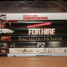 Pachet Filme Actiune (7 DVD-uri) - Film actiune, Romana