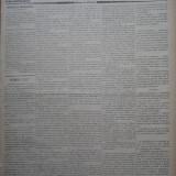 Ziarul Romanulu, 1 Decembrie 1873