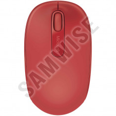 Mouse NOU Microsoft Mobile 1850, Wireless, 1000DPI, Red, GARANTIE 12 LUNI !!, Optica, 1000-2000