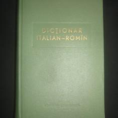 DICTIONAR ITALIAN - ROMAN {60000 cuvinte} Altele