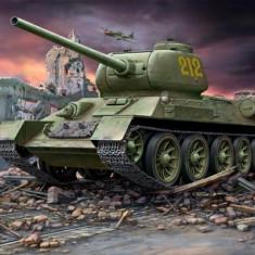 Macheta Revell Tanc T-34/85 - 03302 - Masinuta