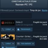 Cont Steam+volan si pedale - Jocuri PC Altele