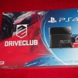 PlayStation 4 Sony + 6 jocuri, în stare bună, 500GB