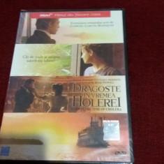 DVD DRAGOSTE IN VREMEA HOLEREI - Film actiune Altele, Romana