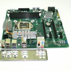 Placa de baza MS-7667, 1155, 4xDDR3, 2xPCI-Ex, SATA3, USB3, tablita+garantie!, Pentru INTEL, MicroATX
