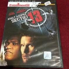 XXP FILM DVD ASALT ASUPRA SECTIEI 13 - Film actiune Altele, Romana