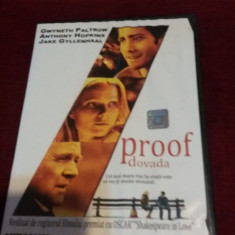XXP FILM DVD DOVADA - Film actiune Altele, Romana