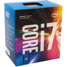 Procesor Intel Core I7-7700, Kaby Lake, Quad Core, 3.6 Ghz - Procesor PC