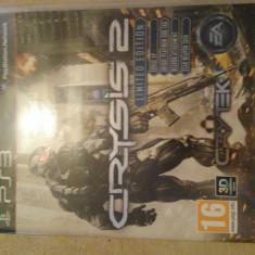 Crysis 2 JOC PS3 - Jocuri PS3 Electronic Arts
