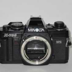 Minolta X700 - Body - Defect - Transport gratuit prin posta! - Aparat Foto cu Film Konica Minolta