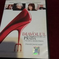XXP FILM DVD DIAVOLUL SE IMBRACA DE LA PRADA - Film drama Altele, Romana