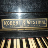 Pianină Robert Westphal