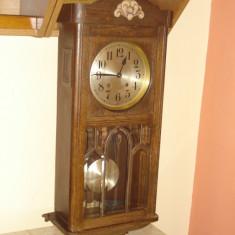 Ceas de perete cu pendul M./B. - Pendula