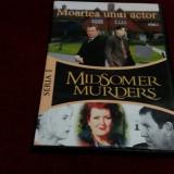 FILM DVD MIDSOMER MURDERS - MOARTEA UNUI ACTOR - Film serial Altele, Aventura, Romana