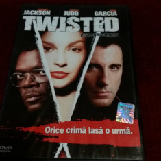 XXP FILM DVD TWISTED - Film thriller Altele, Romana
