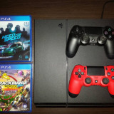 PS4 Ultimate Player 1Tb edition + Joc No Man's Sky - 2 players package - PlayStation 4 Sony