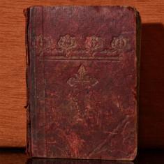 Carte - Veche carte de rugaciuni si cantari bisericesti ( anul 1909 ) #443
