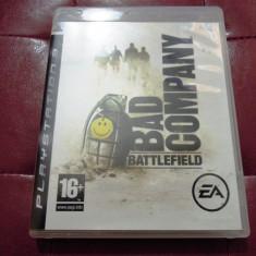 Battlefield Bad Company, PS3, original, alte sute de jocuri! - Jocuri PS3 Ea Games, Shooting, 18+, Multiplayer
