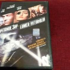 XXP FILM DVD  CAPITANUL SKY SI LUMEA VIITORULUI, Romana
