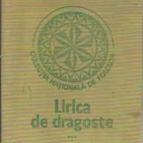 Sabina Ispas, Doina Truta - LIRICA DE DRAGOSTE VOL. IV (S - Z) - Roman