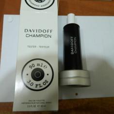 PARFUM TESTER DAVIDOFF CHAMPION - 90 ML -SUPER PRET, SUPER CALITATE! - Parfum barbati Davidoff, Apa de toaleta