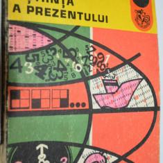 Informatica o stiinta a prezentului - Colectia alfa 1980 - Carte Informatica